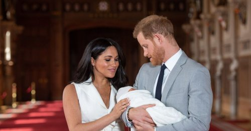 Meghan & Harry 'rejected Earl of Dumbarton for Archie' as it contained 'dumb'