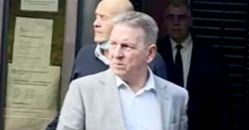 Night porter smashed up hotel in £94k rampage over charging NHS for lunch plate