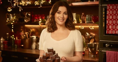 Nigella Lawson lasts just two weeks being vegan as she 'doesn't see the point'