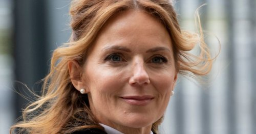 Proud mum Geri Horner says son Monty is her 'mini me' in adorable snap