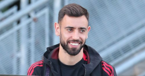 Man Utd take 10-min flight to Leicester as Fernandes leaves electric car behind