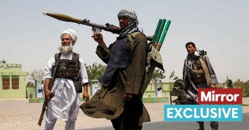 China secretly backing brutal Taliban in exchange for help oppressing Uyghurs