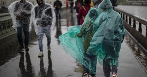 Heavy rain and thunderstorms to lash country but seven-day heatwave on its way