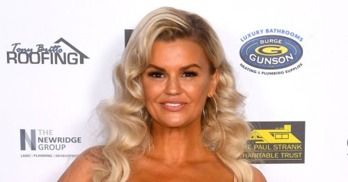 Kerry Katona opens up about terrifying cancer scare