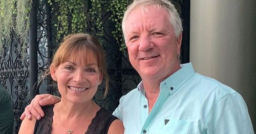 Lorraine Kelly chats about sex life with her husband after the menopause