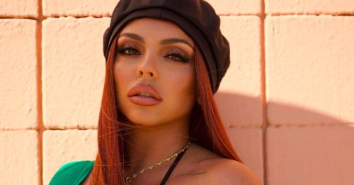 Jesy Nelson shares steamy snap in a bikini top after Little Mix fall out