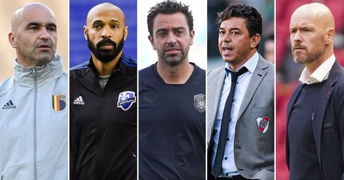 5 candidates to be the next Barcelona boss including Xavi and Thierry Henry