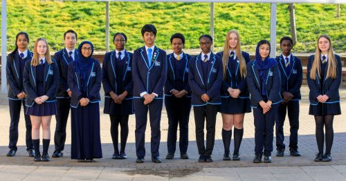 Schoolkids of 'dream factory' in deprived area bag £1m top college scholarships