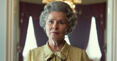 The Crown star Imelda Staunton transforms into Queen to replace Olivia Colman
