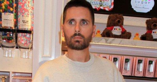 Kourtney Kardashian's ex Scott 'refuses' to be in same room as Travis Barker