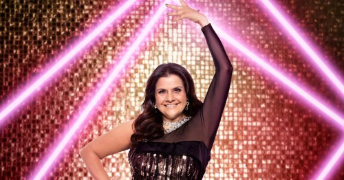 EastEnders' Nina Wadia fears she'll be a 'mess' on Strictly dance floor