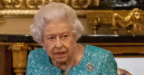 Queen, 95, forced to miss church service as she rests on doctors' advice