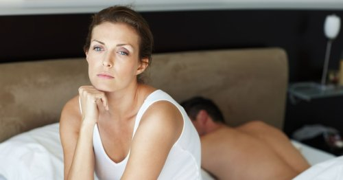 'I love my husband but his lack of desire leaves me feeling ugly and unwanted'