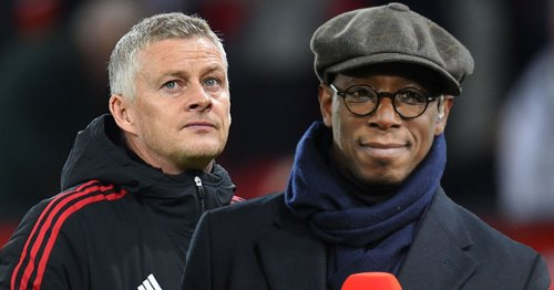 Ian Wright questions Ole Gunnar Solskjaer for not selecting Man Utd duo