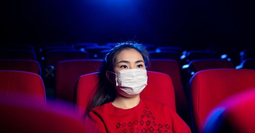 Rules that cinema-goers must follow from Monday including face masks and no cash