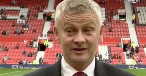 Solskjaer explains Man Utd changes and Ronaldo's response to midweek rest