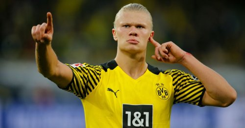 Borussia Dortmund CEO's X-rated response to Erling Haaland transfer claim