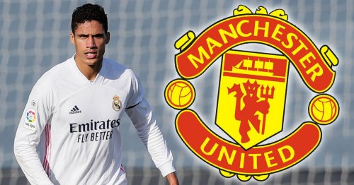 Varane to Man Utd details including fee, contract size and Real Madrid's payment
