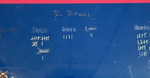 Go-Ahead transport staff 'used whiteboard to count up their racist remarks'