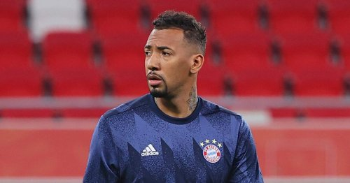 Tottenham 'battling Arsenal and Chelsea' for Bayern Munich star Jerome Boateng