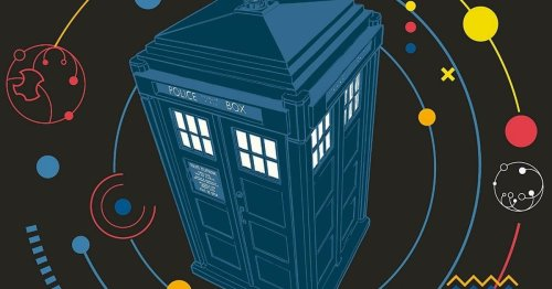 Jodie Whittaker replaced by TARDIS on cover of Doctor Who annual for 2022