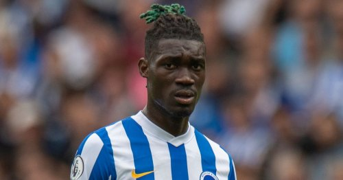 """Yves Bissouma all but rules out Arsenal transfer with """"dream"""" admission"""