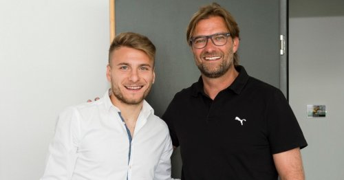 Immobile's comments on Klopp after ill-fated Borussia Dortmund spell
