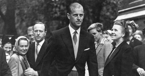 Thrifty Prince Philip 'continued wearing his wedding day shoes for 74 years'