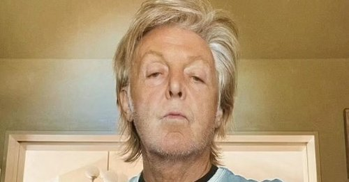 Sir Paul McCartney says discovering eye yoga has helped with his vision