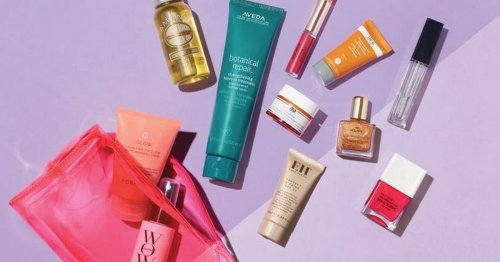 You can now get £140 worth of beauty products at M&S for £20