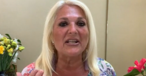 Vanessa Feltz shares ex-husband's cruel response to fears about her weight