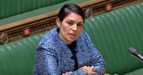 Terror threat level faced by MPs deemed 'substantial', says Priti Patel