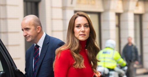 Kate joins Ant and Dec as she gives keynote speech on addiction awareness