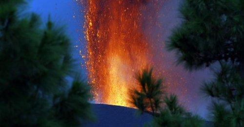 Tarot card reader didn't see lava flow gushing towards her La Palma home