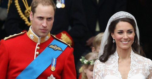 'Very unhappy' William complained to Queen about guest list for wedding to Kate