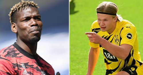 Haaland and Pogba 'swap proposals' and 'life-changing' offer made to Greenwood