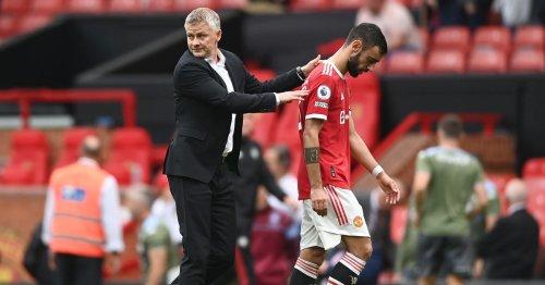 Solskjaer must finally solve Man Utd failure which Aston Villa exploited