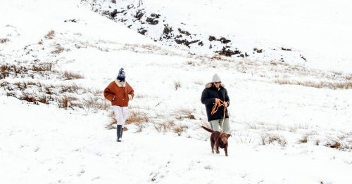 Snow to hit Britain as 140 flood alerts issued after brutal Storm Aurore