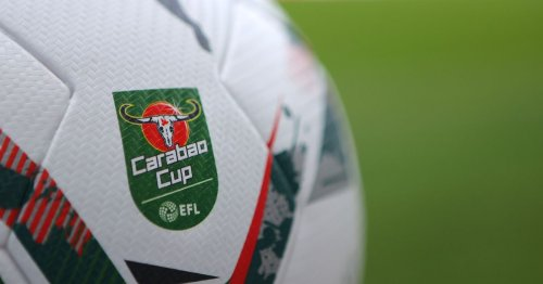 Carabao Cup ball numbers unveiled ahead of fourth round draw