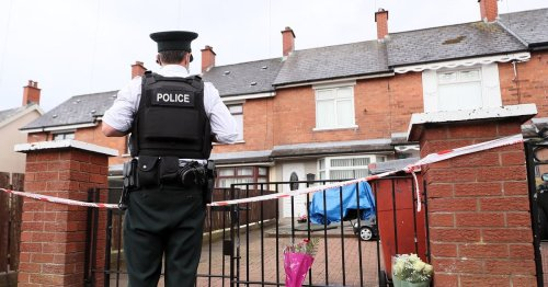 Dad rushes to daughter fighting for life after weeks-old son stabbed to death
