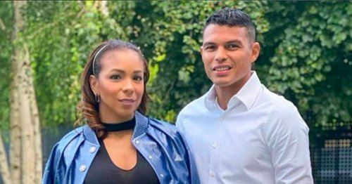 Thiago Silva's wife gives direct update on defender's Chelsea future