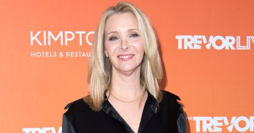 Lisa Kudrow admits that reuniting with Friends co-stars was 'emotional'