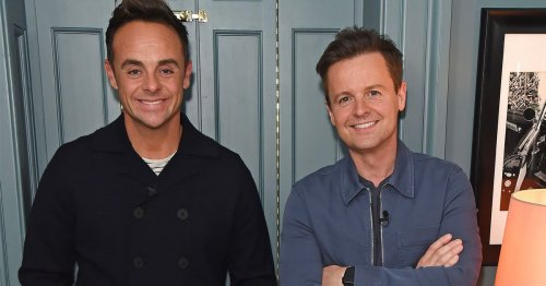 Ant and Dec quit social media as Ant prepares for wedding to Anne-Marie Corbett