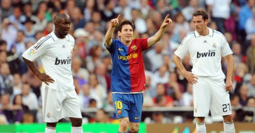 """Real Madrid star """"went out to party"""" after 6-2 El Clasico defeat to Barcelona"""