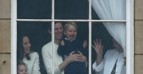 Kate's children's nanny is banned from calling them 'kids' as mark of respect