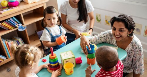 Covid 'pingdemic' could close nurseries as fears grow over self-isolating staff