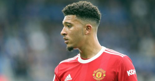 Sancho has perfect chance to ignite Man Utd career and prove doubters wrong