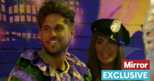 Geordie Shore's Chloe Ferry reunited with ex Marty McKenna as he returns to show
