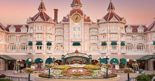 Disneyland Paris is giving its iconic hotel a Disney princess inspired makeover