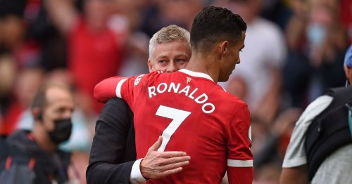 Ronaldo makes Solskjaer stance clear with impassioned statement